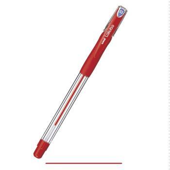 Στυλό διαρκείας UNI SG-100 LAKUBO 0.5 κόκκινο