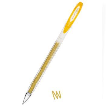 Στυλό Gel UNI UM-120SP SPARKLING 1.0 Χρυσό