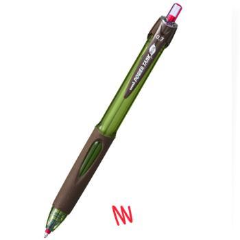 Στυλό διαρκείας UNI SN-220EW POWER TANK ECO με κουμπί 0.7 κόκκινο