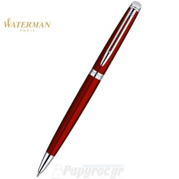 Στυλό Διαρκείας WATERMAN HEMISPHERE LAQUE RED CT 1869011