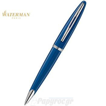 Στυλό Διαρκείας WATERMAN CARENE BLUE OBSESSION ST 18K 1904575