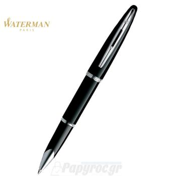 Στυλό Roller Ball WATERMAN CARENE BLACK ST 18K S0293940