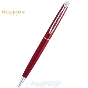 Στυλό Διαρκείας WATERMAN HEMISPHERE LAQUE COMET RED CT S0702190