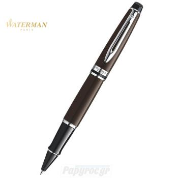 Στυλό RollerBall WATERMAN EXPERT CITY LINE BROWN CT S0725820