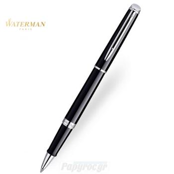 Στυλό RollerBall WATERMAN HEMISPHERE LAQUE BLACK CT S0920550