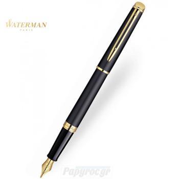 Πένα WATERMAN HEMISPHERE MATTE BLACK GT S0920730