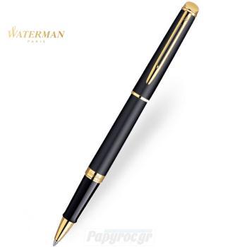 Στυλό RollerBall WATERMAN HEMISPHERE MATTE BLACK GT S0920750