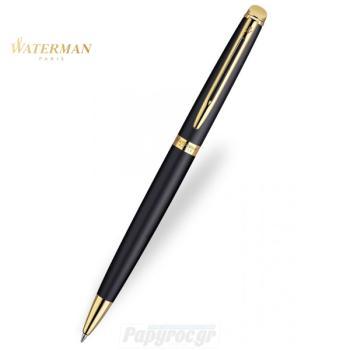 Στυλό Διαρκείας WATERMAN HEMISPHERE MATTE BLACK GT S0920770