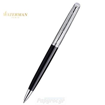 Στυλό Διαρκείας WATERMAN HEMISPHERE DELUXE BLACK CT S0921150