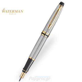 Πένα WATERMAN EXPERT 3 STAINLESS STEEL GT S0951960