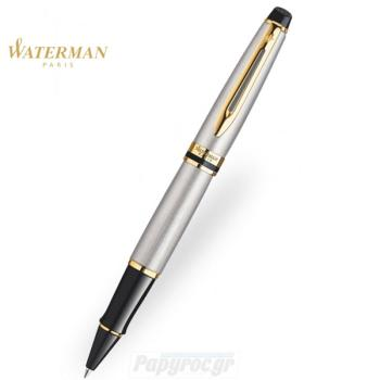 Στυλό RollerBall WATERMAN EXPERT 3 STAINLESS STEEL GT S0951980