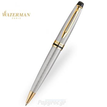 Στυλό Διαρκείας WATERMAN EXPERT 3 STAINLESS STEEL GT S0952000