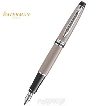 Πένα WATERMAN EXPERT 3 LAQUE TAUPE CT S0952160