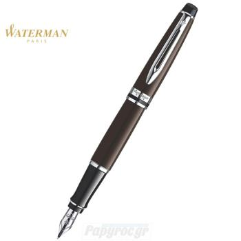 Πένα WATERMAN EXPERT 3 LAQUE BROWN CT S0952240