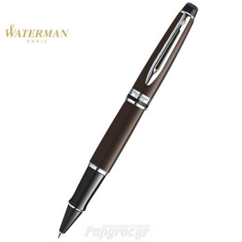 Στυλό RollerBall WATERMAN EXPERT 3 LAQUE BROWN CT S0952260
