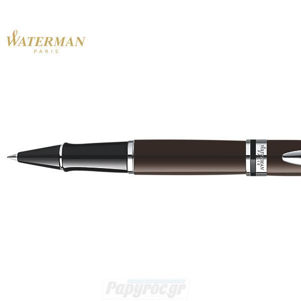 Στυλό RollerBall WATERMAN EXPERT 3 LAQUE BROWN CT S0952260