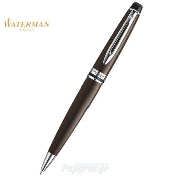 Στυλό Διαρκείας WATERMAN EXPERT 3 LAQUE BROWN CT S0952280