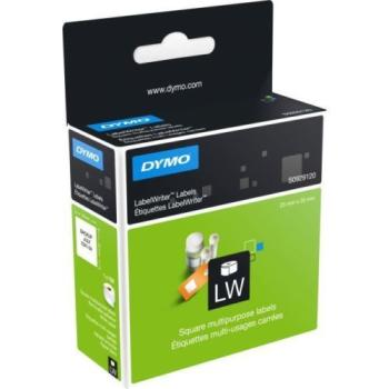 DYMO Ετικέτες D 0929120 LW SQUARE MULTSE LABEL 25x25