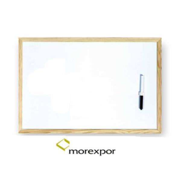 Πίνακας Μαρκαδόρου με ξύλινο πλαίσιο 30 x 40