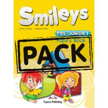 Smileys Pre-Junior όλο το πακέτο (σετ) Power Pack - Όλα τα βιβλία της τάξης