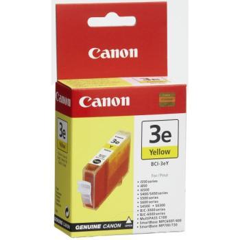 Μελάνι Inkjet Canon BCI 3e Yellow