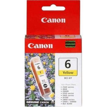 Μελάνι Inkjet Canon BCI 6 Yellow