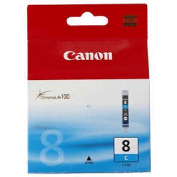 Μελάνι Inkjet Canon CLI 8 Cyan