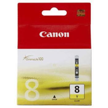 Μελάνι Inkjet Canon CLI 8 Yellow