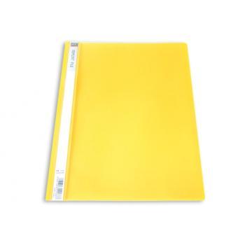 Ντοσιέ Έλασμα Α4 κίτρινο