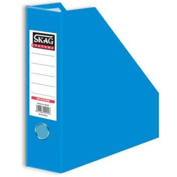 Κουτί Γωνία PVC Skag Γαλάζιο