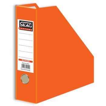 Κουτί Γωνία PVC Skag Πορτοκαλί