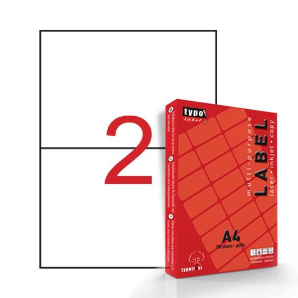 8a45e625bb2 Αυτοκόλλητες ετικέτες Α5 21 Χ 14,5 100 Φύλλα | Papyroc.gr Eshop ...