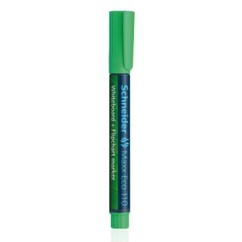 Μαρκαδόροι Πίνακα Επαναγεμιζόμενοι Schneider Maxx Eco 110 πράσινοι