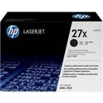 TONER CARTRIDGE HP C4127X 10000 PAGES BLACK