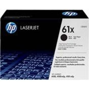 TONER CARTRIDGE HP C8061X 10000 PAGES BLACK