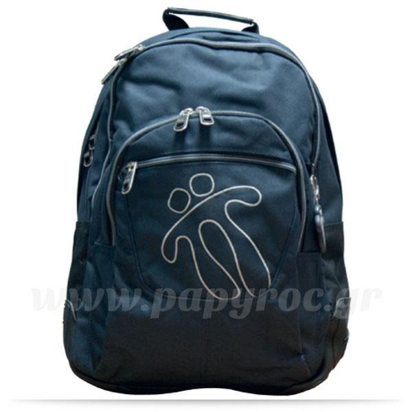 Σχολική τσάντα TOTTO 33x44x13.5cm Μπλε