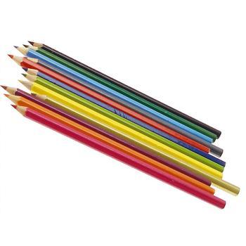 Ξυλομπογιές LUNA 24 χρώματα Οικονομικές 646083